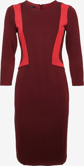 Madam-T Kleid 'RUTA' in rot, Produktansicht