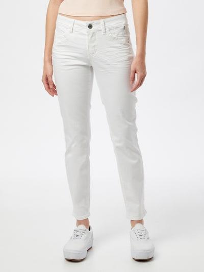 TAIFUN Jeans in weiß, Modelansicht