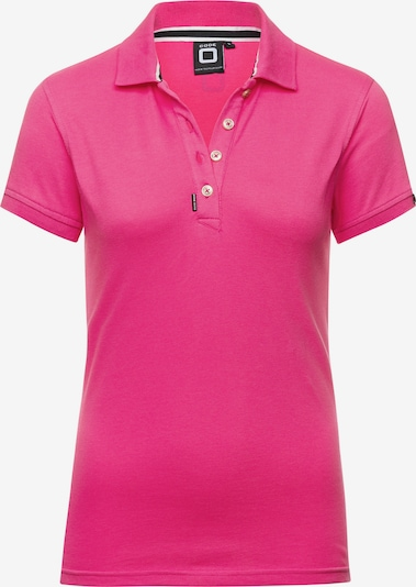 CODE-ZERO Poloshirt in pink, Produktansicht
