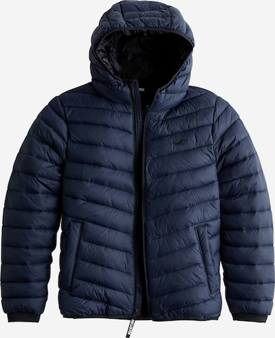 HOLLISTER Winterjas 'MW NARROW' in de kleur Navy, Productweergave