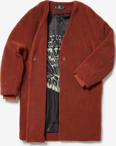 Volcom Jacke 'Pho Fur' in rostbraun, Produktansicht