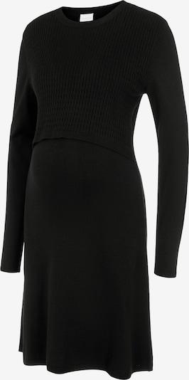 MAMALICIOUS Knit dress 'MLSTELLA' in Black, Item view