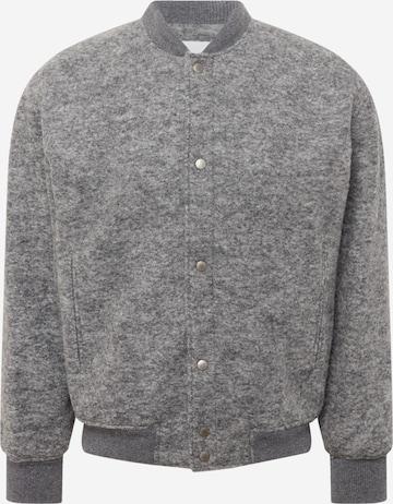 AMERICAN VINTAGE Between-season jacket in Grey