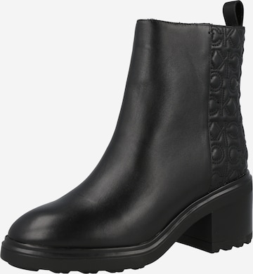 Calvin Klein Ankle Boots in Black