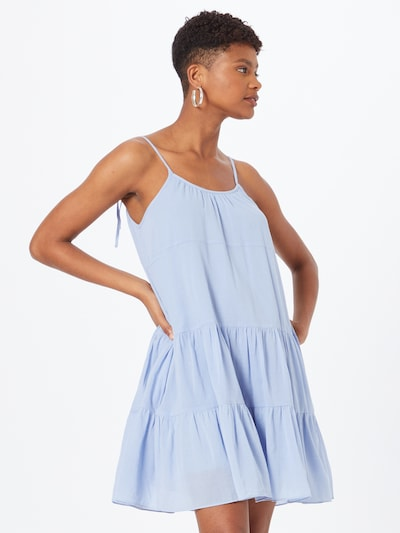 Samsoe Samsoe Kleid  'Sarah 11463' in blau, Modelansicht