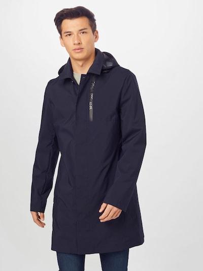 TOMMY HILFIGER Prechodný kabát - tmavomodrá, Model/-ka