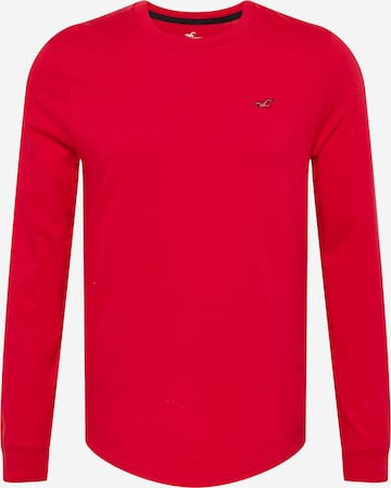 HOLLISTER Shirt in Rot