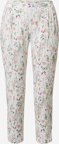 Esprit Bodywear Pidžaamapüksid 'ARMATHA', värv valge