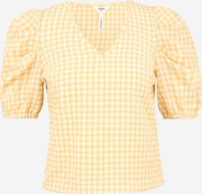 OBJECT Petite Camiseta 'TAMAR' en amarillo / blanco, Vista del producto