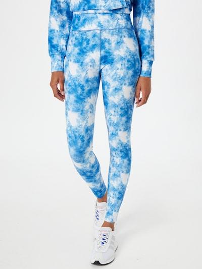ONLY PLAY Sporthose 'JAIDA' in himmelblau / weiß, Modelansicht