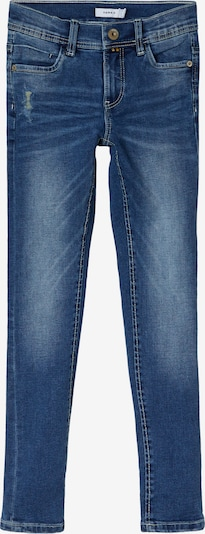 Jeans NAME IT pe denim albastru, Vizualizare produs