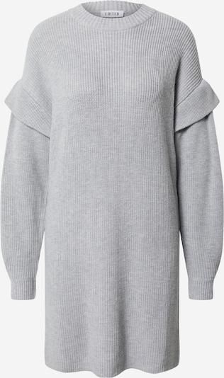 Abito in maglia 'Sonja' EDITED di colore grigio / grigio sfumato, Visualizzazione prodotti