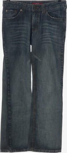 H.I.S Jeansschlaghose in 28 in blau, Produktansicht