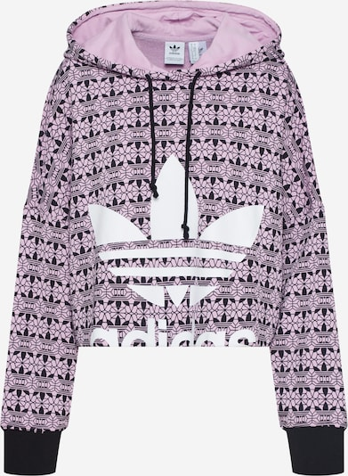ADIDAS ORIGINALS Sweatshirt in lila, Produktansicht