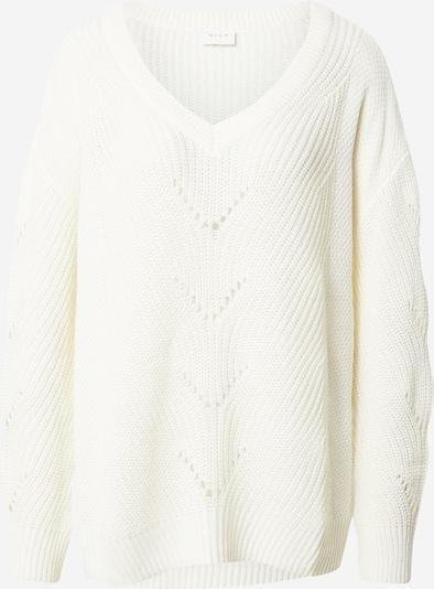 VILA Pullover 'ENIA' in weiß, Produktansicht