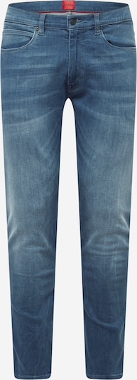 HUGO Jeans in de kleur Blauw denim, Productweergave
