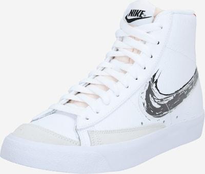 Nike Sportswear Visoke superge   rdeča / črna / bela barva, Prikaz izdelka