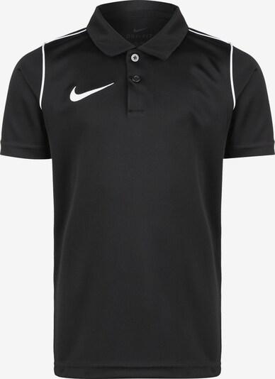 NIKE Poloshirt in schwarz, Produktansicht