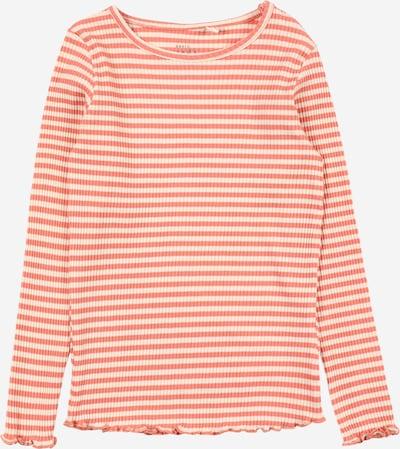 NAME IT T-Shirt 'VEMMA' en crème / corail, Vue avec produit
