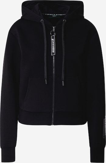 GUESS Bluza polarowa 'AKILAH' w kolorze czarny / białym, Podgląd produktu