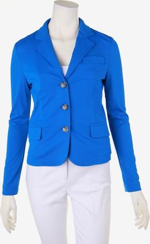 Atos Lombardini Blazer in S in Blue