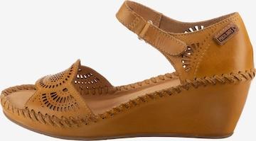 PIKOLINOS Sandaletten in Braun