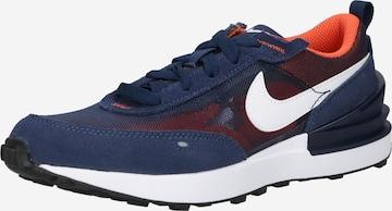 Nike Sportswear Sneaker 'Waffle One' in Blau