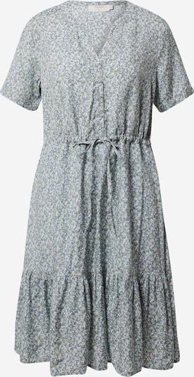 Cream Kleid 'Julia' in rauchblau / mint / weiß, Produktansicht