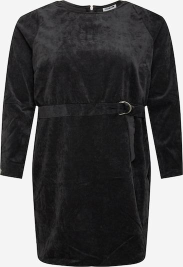 Noisy May Curve Robe 'MICK' en noir, Vue avec produit
