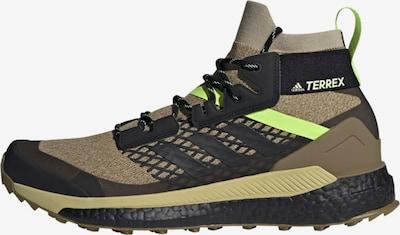 adidas Terrex Wanderschuh in grün, Produktansicht