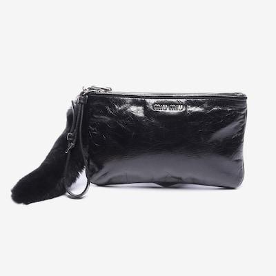 Miu Miu Clutch in One Size in schwarz, Produktansicht