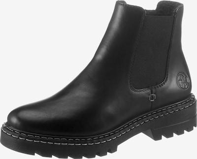 RIEKER Chelsea Boots in schwarz, Produktansicht