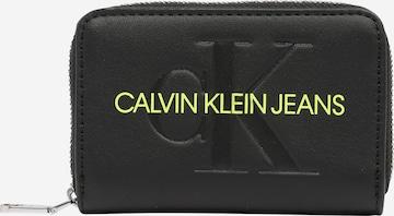 Portofel de la Calvin Klein Jeans pe negru