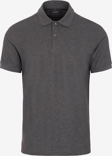 J.Lindeberg Poloshirt 'Troy' in dunkelgrau, Produktansicht