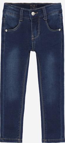 Hust & Claire Teksapüksid 'Josie', värv sinine