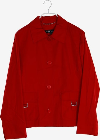 ELLEN TRACY Jacke in XL in Rot