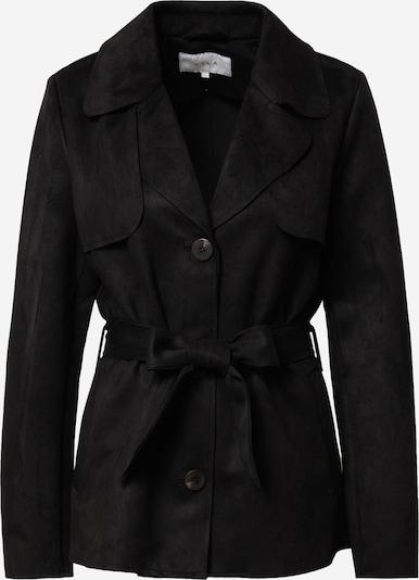 VILA Tussenmantel 'Jaky' in de kleur Zwart, Productweergave