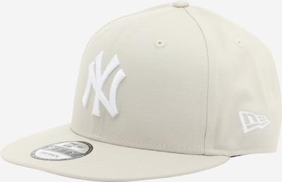 NEW ERA Čiapka 'NEW YORK YANKEES' - béžová / biela, Produkt