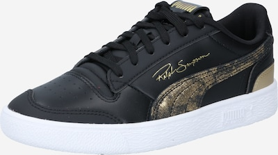 PUMA Sneaker in gold / schwarz, Produktansicht