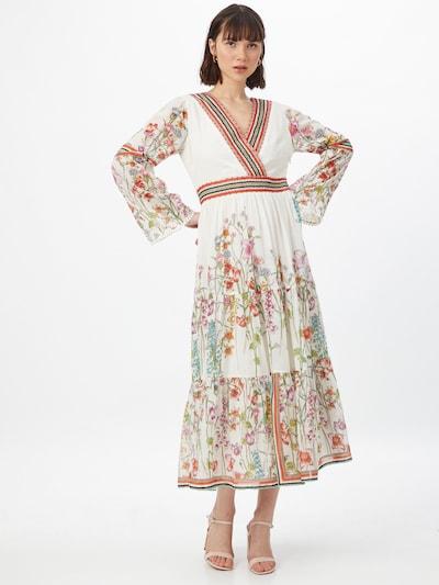 Derhy Kleid in mischfarben / weiß, Modelansicht