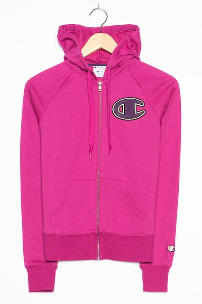 Champion Authentic Athletic Apparel Kapuzenpullover in XS in beere, Produktansicht