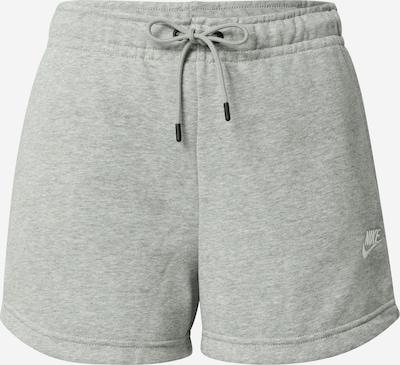 Kelnės iš Nike Sportswear , spalva - margai pilka / balta, Prekių apžvalga