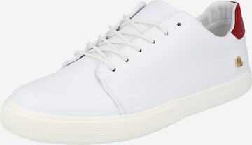 Lauren Ralph Lauren Sneakers 'JOANA III' in White