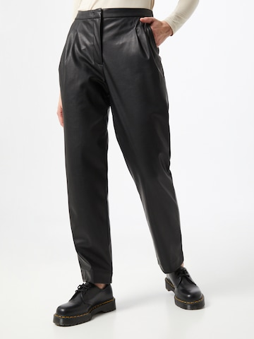 Designers Remix Pleat-front trousers 'Marie' in Black