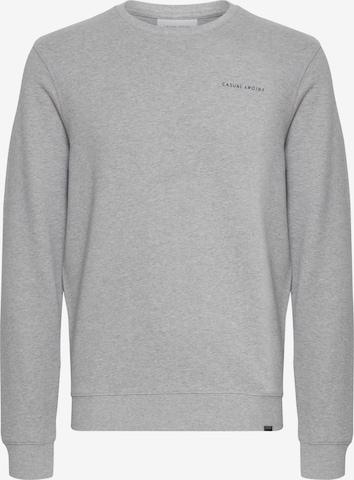 Casual Friday Sweatshirt 'Severin' in Grey