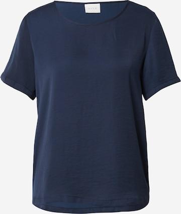 VILA Bluse 'MELLI' in Blau