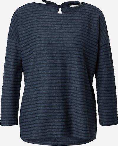 TOM TAILOR DENIM Shirt in navy / taubenblau, Produktansicht
