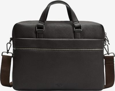 MANGO MAN Briefcase in Black, Item view