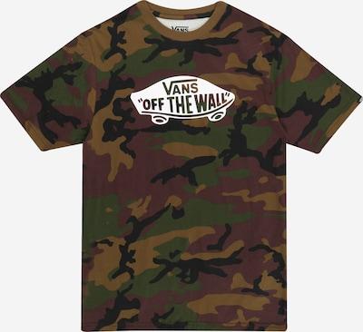 VANS Shirt in de kleur Nachtblauw / Kaki / Olijfgroen / Aubergine / Wit, Productweergave