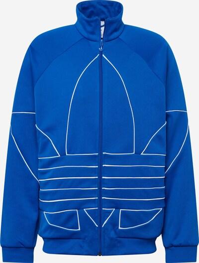 ADIDAS ORIGINALS Trainingsjacke ' Big Trefoil ' in dunkelblau, Produktansicht